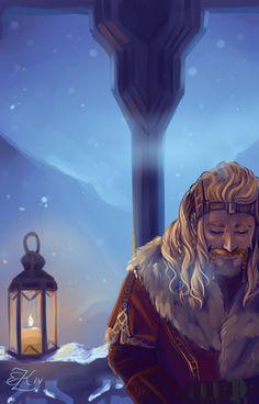 King Fili - winter in Erebor