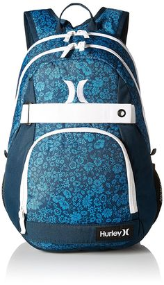 Hurley Men's Honor Roll Printed Backpack -- You can find more details by visiting the image link.