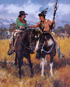 CMDudash - Western - Gallery3 OLD FRIENDS