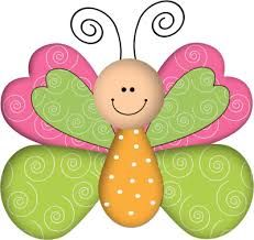 dibujos infantiles mariposas - Buscar con Google Kids Crafts, Diy And Crafts, Arts And Crafts, Decoupage, Butterfly Birthday Party, Clip Art, Paper Butterflies, Punch Art, Paper Piecing