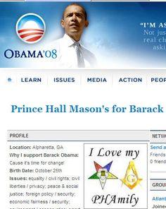 Wake Up Call: Barack Obama is a Degree Prince Hall Mason! I Love My Friends, My Love, Prince Hall Mason, Time For Change, Kingdom Of Great Britain, Wake Up Call, Greek Life, Civil Rights, Barack Obama