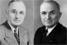 Prior to becoming POTUS in 1945, the Missouri native was both a farmer and a WWI captain. During the... - Getty.  Harry S. Truman: 1945-1953  Prior to becoming POTUS in 1945, the Missouri native was both a farmer and a WWI captain. During the first year of Truman's Presidency, which would become the last year of WWII, he made the world-altering decision to drop atomic bombs on Hiroshima and Nagasaki, which lead to Japan's surrender. He left office looking pretty good for 68 years old.