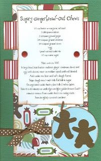 Paper Cottage: Recipe & Page Kit of the Week - 12/21/09