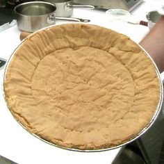 Cake Mix Pie Crust: