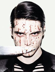 Arthur Daniyarov by Matt Irwin | Psycho Killer