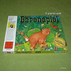 Bärenspiel MITEINANDERSPIEL Herder Kooperatives Spiel ab 4 Jahren RARITÄT 1A TOP in Spielzeug, Spiele, Gesellschaftsspiele | eBay