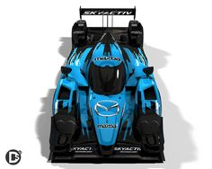 MAZDA LMP1 SHOWCAR | Study for the Mazda show car | Daniele Sanfilippo | Flickr