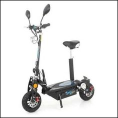 SXT 1000W XL EEC Electric Scooter