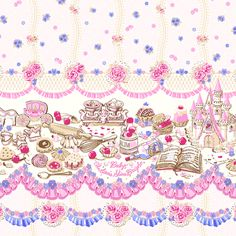 """Baby, the Stars Shine Bright """"Baby's Merry Sweet Castle"""" (2009)"""