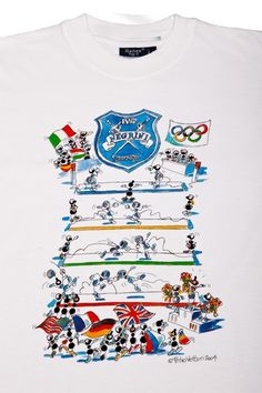 T-shirt ANTS - OLYMPIC GAMES