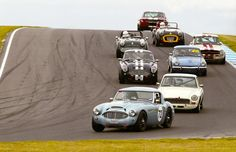 Austin Healey 100/6 Group S(a) Racing Car Zach McAfee