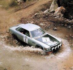 SL Rally Benz