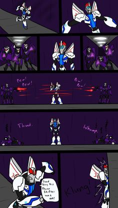 TFP: Phase Shifter by Kalhiki on deviantART (Good thing this Phase Shifter was on!)