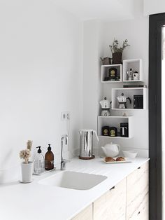 the amazing Ilaria Fatone's (new) kitchen.
