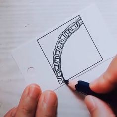 😍 The post Schönes DIY! 😍 appeared first on Frisuren Tips - People Drawing Schönes 3d Art Drawing, Cool Art Drawings, Pencil Art Drawings, Art Drawings Sketches, Easy Drawings, Drawing Tips, Drawing Hands, Zentangle Drawings, Doodles Zentangles