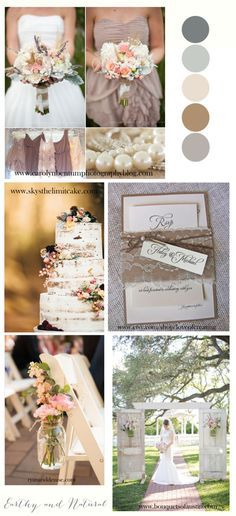 Rustic Wedding, Lace Wedding, Elegant Wedding, Natural Outdoor Wedding by LoveofCreating on Etsy