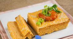 Receta de pastel de pescado rápido