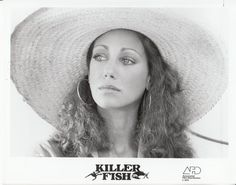 Marisa Berenson in Killer Fish directed by Antonio Margheti, 1979