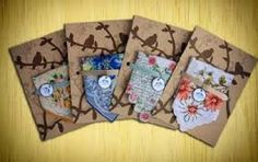 crafts with ladies handkerchiefs - Google Search