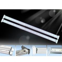 Buy LED Grow Light Strip Bar Waterproof can be put into the water directly, it is more versatile than current led grow lights. Bar Lighting, Strip Lighting, Led Grow Lights, South Africa, Compact, Mexico