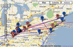 Map your ancestors.
