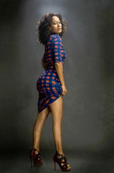 Tracee Ellis Ross l Curvy Girl