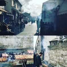 #yesterday started #officially the #carnival in #greece with the #special #festivity of #souvlaki #bbq ! . . #havefun #greekcarnival #apokries #tsiknopempti #meat #meatbbq #Vacation #visitlefkada #visitGreece #discoverlefkada #exploretheculture #greekculture  #traditional #greektradition #lefkada #islandlife