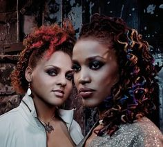 floetry - my girls right there!