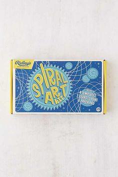 Ridley's Spiral Art Kit