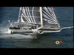 ▶ Always On - Flying on the world's fastest sailboat - YouTube ML: from concept to reality! Uau!