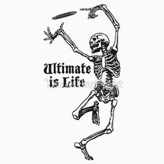 ultimate Frisbee is Life