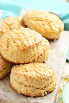 These Bailey's Irish Cream Scones are absolutely splendid and are super easy to make Source: www.thesuburbansoapbox.com
