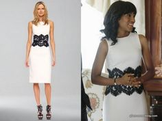 Olivia Pope in Michael Kors - her best looks from season 2. Love her style