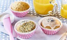 Babeczkijogurtowe zmakiem Miss Cupcake, Muffin, Breakfast, Food, Breakfast Cafe, Muffins, Essen, Yemek, Meals