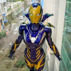 [Self] Pepper Potts Rescue Armor from Avengers Endgame - cosplay Wakeboard, Pepper Potts, Arc Reactor, Iron Man Armor, Female Armor, 3d Printable Models, Cosplay Armor, Trending Photos, Image Macro