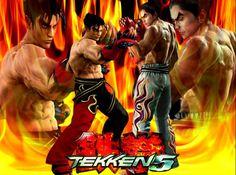 Download Tekken 5 Free PC Game Full Version