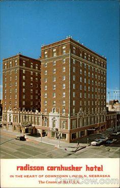 Radisson Cornhusker Hotel Lincoln Nebraska