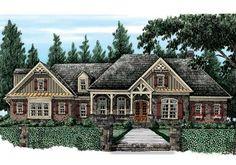Saint Denis - Home Plans and House Plans by Frank Betz Associates