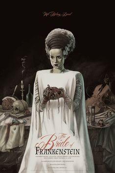 The Bride of Frankenstein (1935) [683 x 1024]