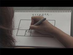 Video: How to Draw a Fibonacci Spiral   eHow