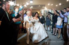 First Look, Same Sex Wedding, Carriage House, Teal Tie, Tiffany Blue, Sparkler Exit  River Oaks : Tara + Jen | Catherine Guidry