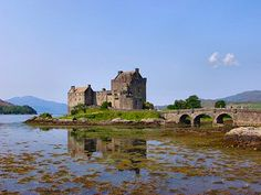 I really want to go to Scotland! To see sexy men in kilts, beautiful hill & lochs, cool old castles, and most of all to find Nessie!