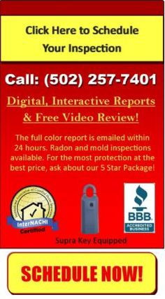 You may want to consider a Louisville Seller Inspection or pre-listing home inspection which can ensure the sale process will go smoothly and quickly. Septic Inspection, Home Inspection, Home Buying Process, Septic System, New Construction, Have Time, Schedule, Digital, 1 Year