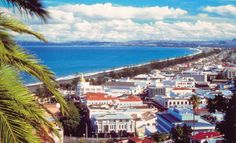 Napier, New Zealand, an Act Deco City by the sea! I've always wants to go here.