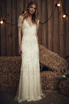 Jenny Packham 2017 Bridal Collection - Susanna