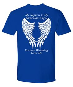 Nephew Guardian Angel T-Shirt
