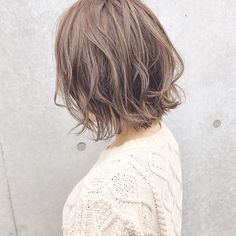 Perm, Cut And Color, Bangs, My Hair, Short Hair Styles, Hair Makeup, Hair Cuts, Hair Color, Hair Beauty