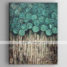 oljemålning modern abstrakt målning för hand målade med sträckt inramade 2015 – Kr.674