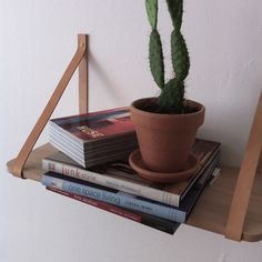 Danish design - Danish production. Our shelves are designed by Charlotte Holm Schau and sold through A Room Above
