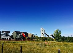 Canada Olympic Park: Where great skiers/ snowboarders are born
